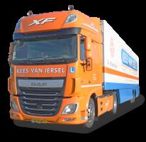 Vrachtwagen met aanhanger (CE)