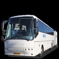 Bus met aanhanger (DE)